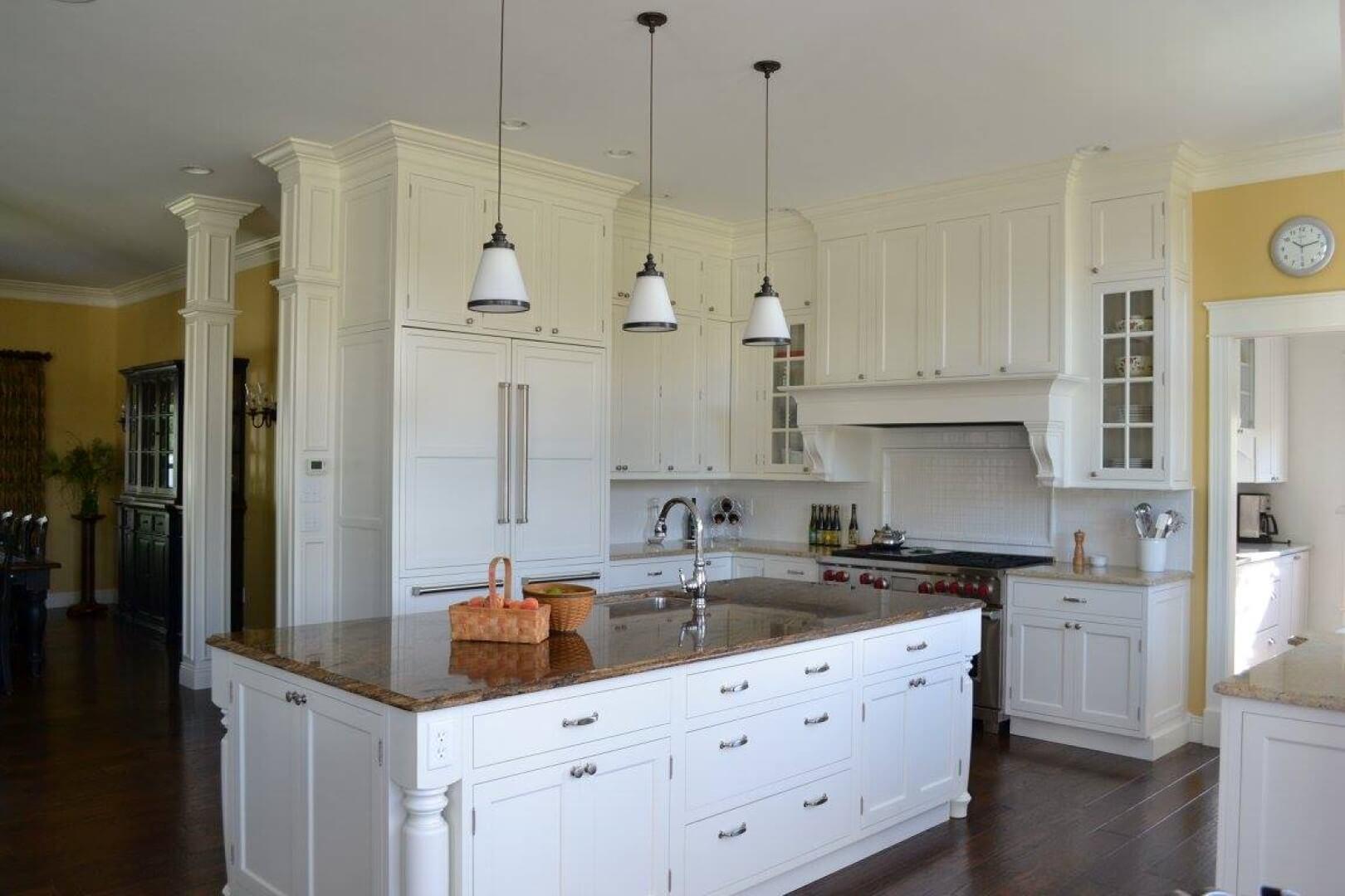 transitional lj u0027s kitchens