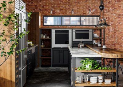 Industrial_Brickwall-Kitchen_02