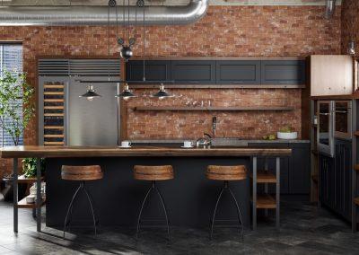 Industrial_Brickwall-Kitchen_03