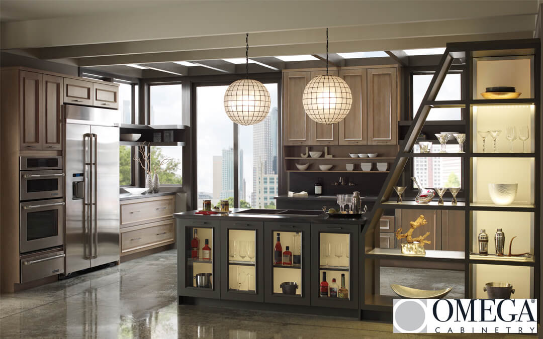 Omega Cabinetry Promotion, 5-10% OFF