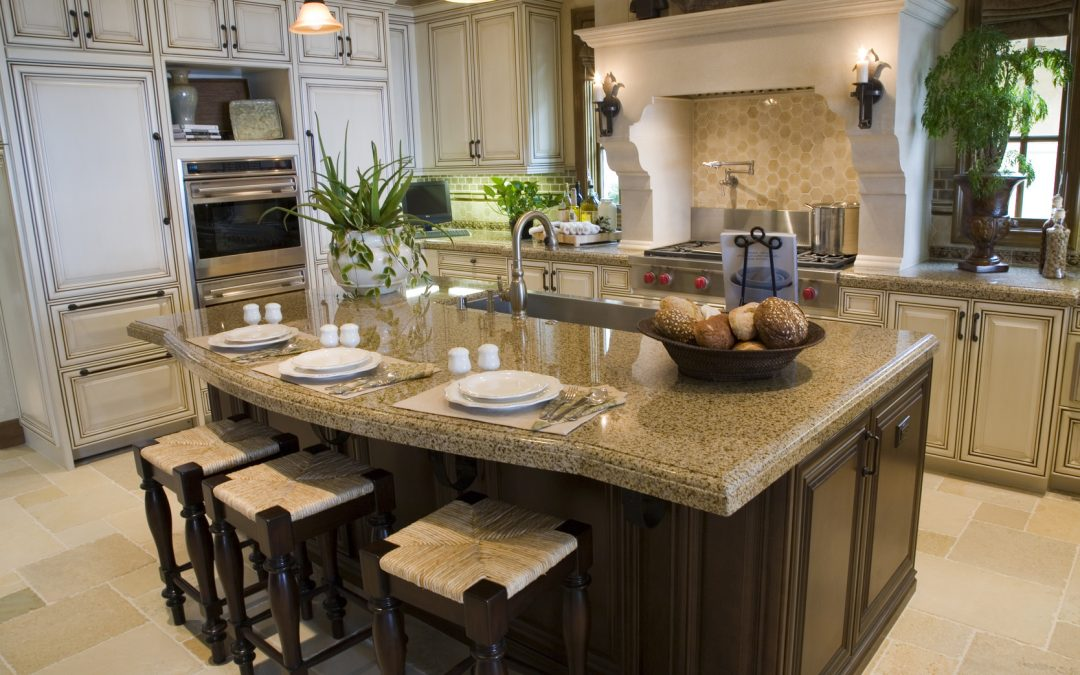 Kitchen Island Solutions for Nearly Any Space