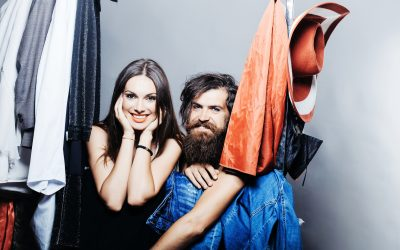 Live Blissfully with His and Her Closets