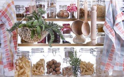Inspiring Kitchen Pantry Makeover Ideas