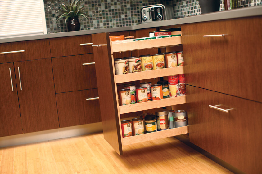 Inspiring Kitchen Pantry Makeover Ideas