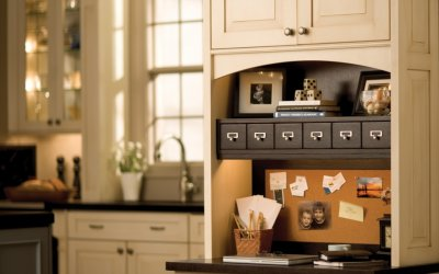 Making Space in your Kitchen or Dining Room Area for an Office