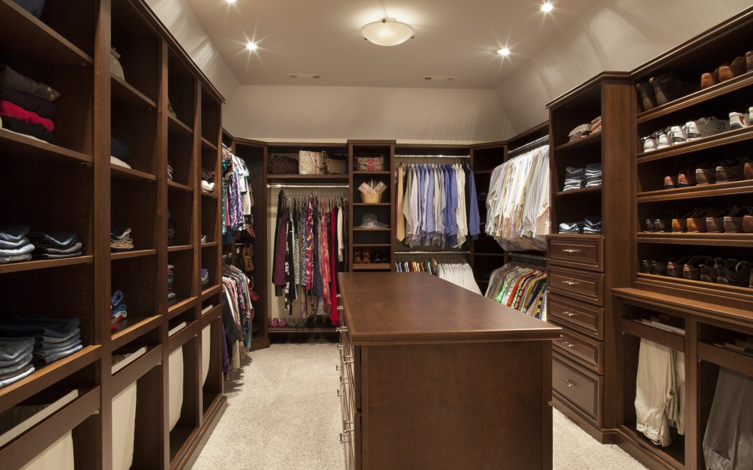 Turn Your Empty Room Into The Walk-In Closet Of Your Dreams