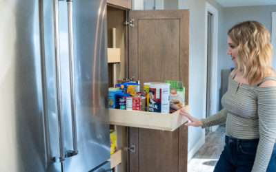 Kitchen Storage Solutions That Free Up Space