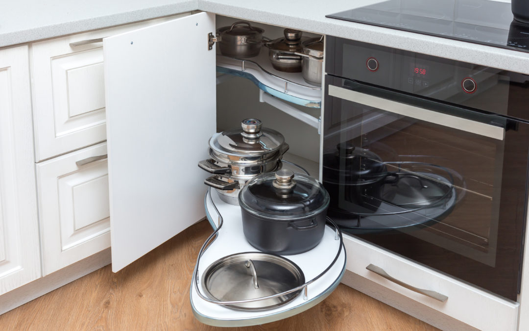 Maximize Your Kitchen Cabinet Space with Storage Solutions