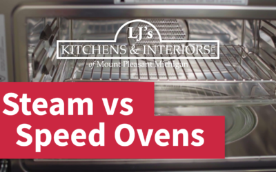Choosing Between Speed and Steam Ovens